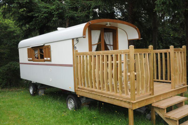 L 39 habitat insolite et atypique de votre camping en vend e for Habitat atypique